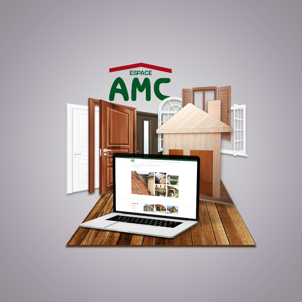 Espace AMC, Menuiserie à Dole